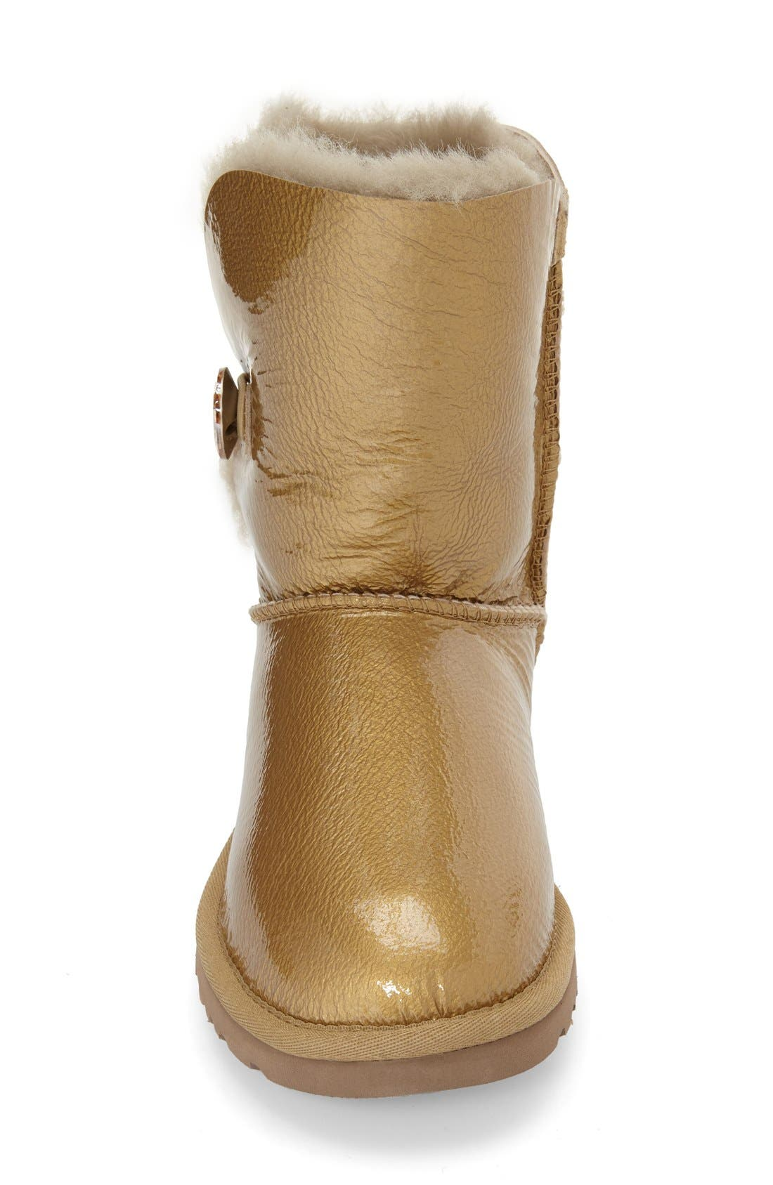 Alternate Image 3  - UGG® 'Bailey Button - Mirage' Water Resistant Boot (Women)