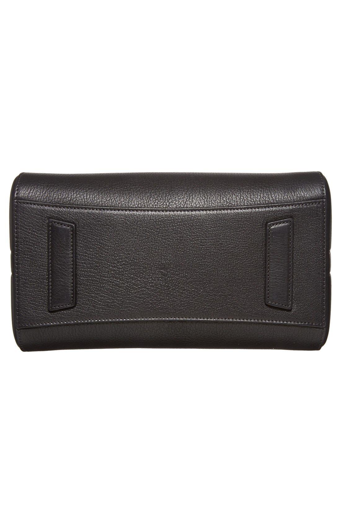 Alternate Image 6  - Givenchy 'Small Antigona' Sugar Leather Satchel