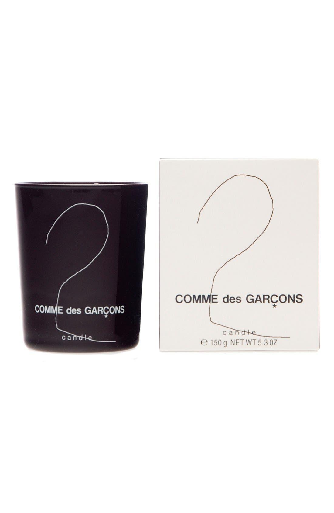 COMME DES GARÇONS '2' Candle