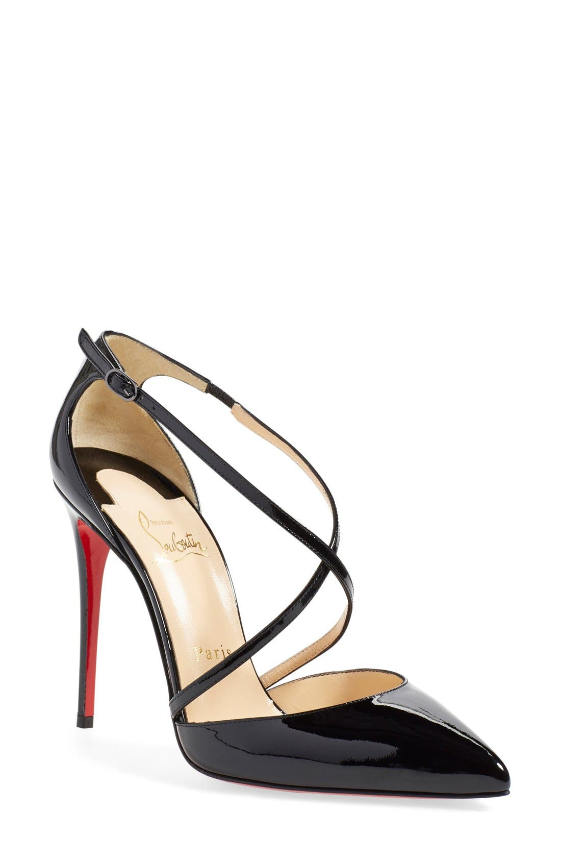 Alternate Image 1 Selected - Christian Louboutin 'Blake' Pointy Toe Pump