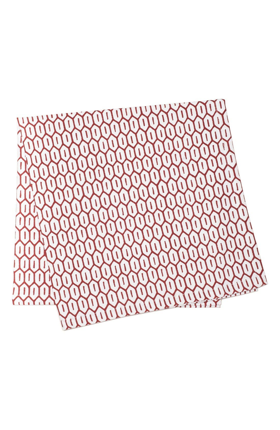 zestt 'Andorra' Dinner Napkins (Set of 4)