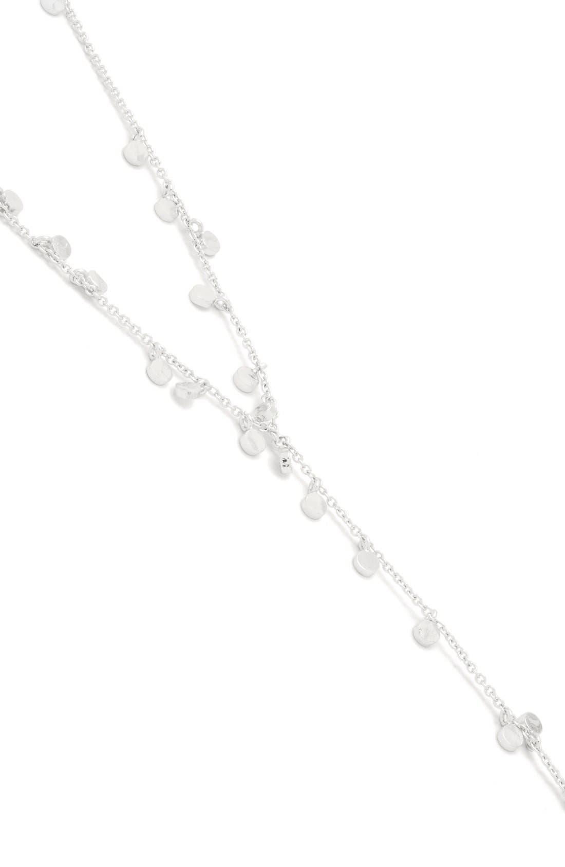 Alternate Image 3  - gorjana 'Chloe' Mini Y-Necklace