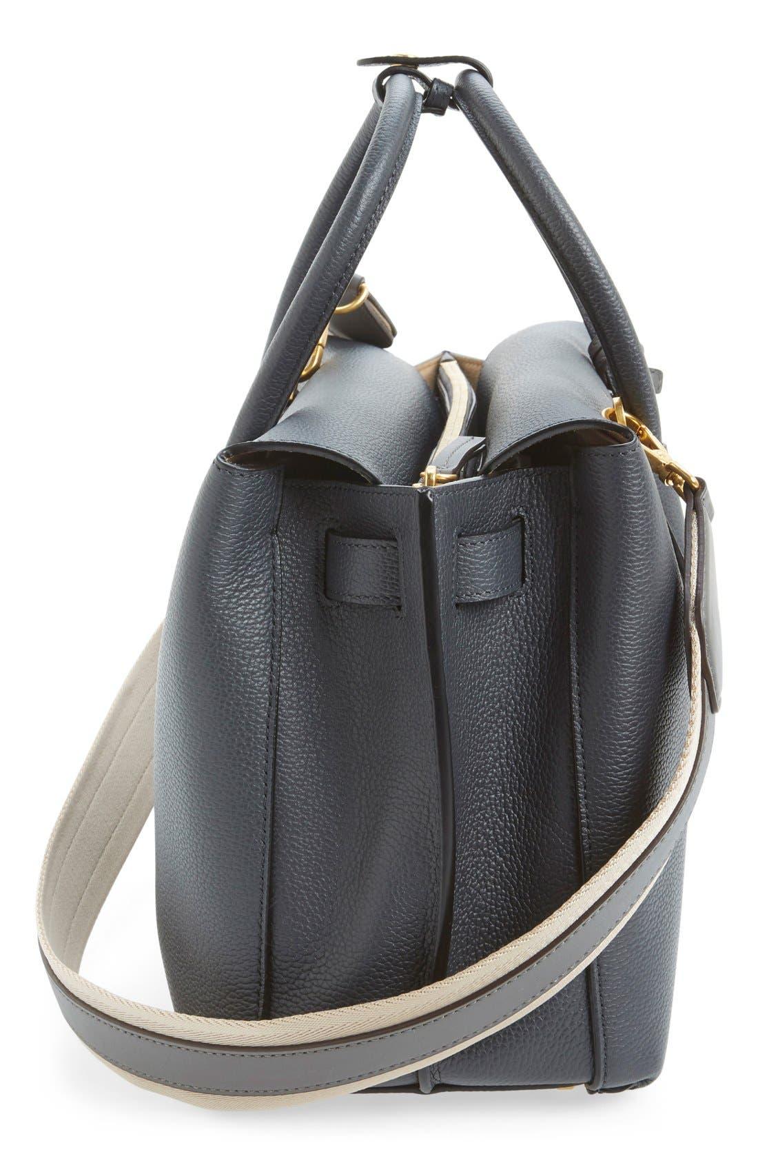 Alternate Image 5  - MCM 'Medium Milla' Leather Tote
