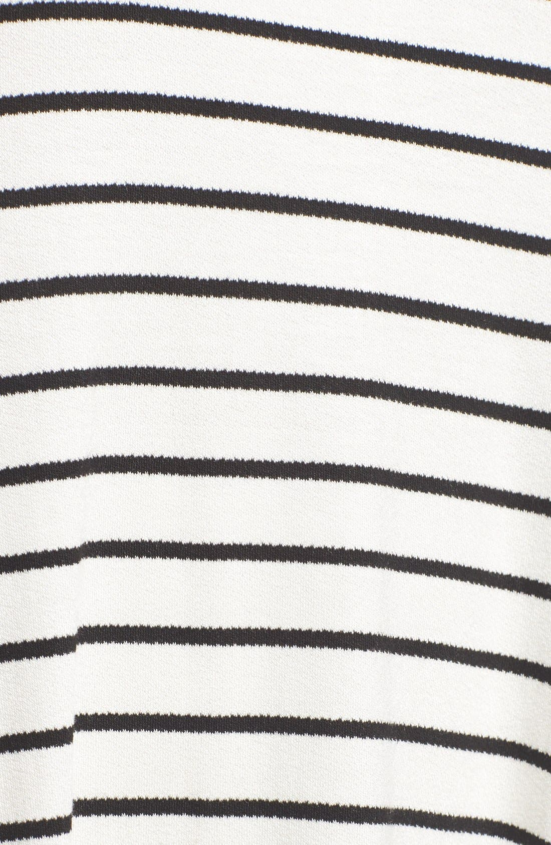 Alternate Image 5  - Lush 'Lauren' Long Sleeve Shift Dress