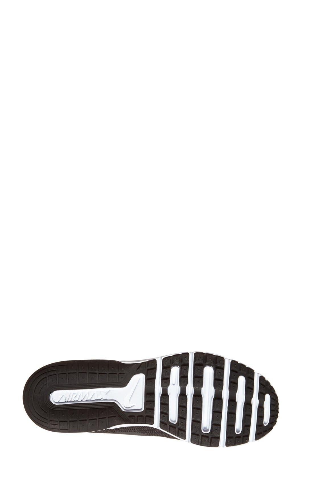 Alternate Image 4  - Nike 'Air Max Sequent' Running Shoe (Women)