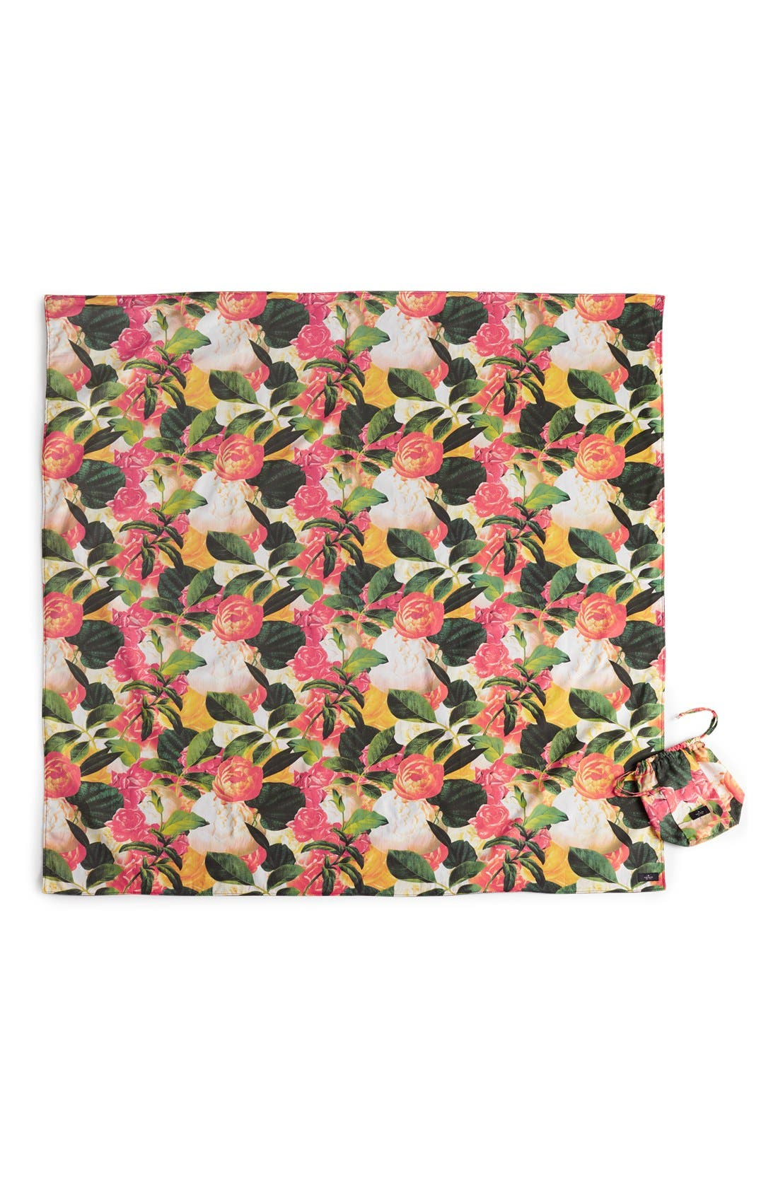Main Image - kate spade new york floral picnic blanket
