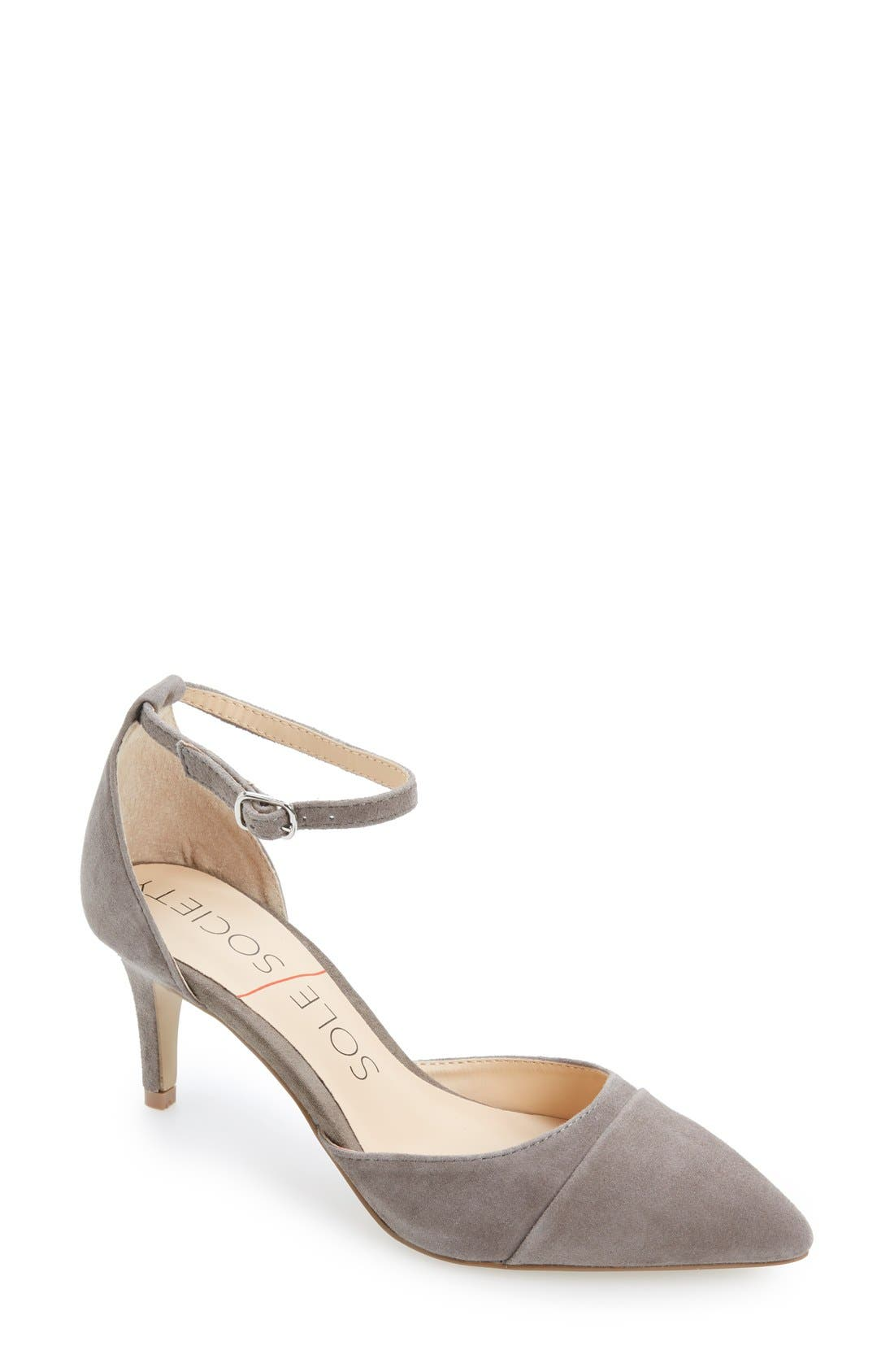 Alternate Image 1 Selected - Sole Society 'Alix' Pump (Women)