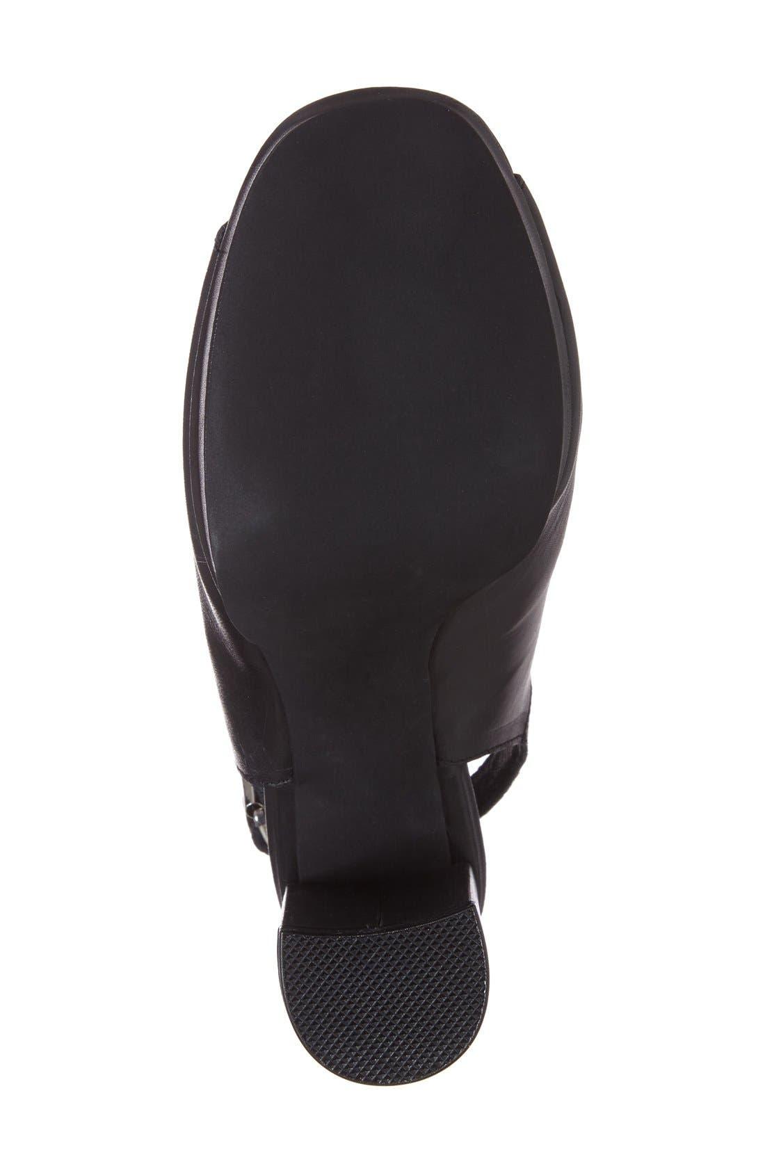 Alternate Image 4  - Jeffrey Campbell 'Payola' Platform Sandal (Women)