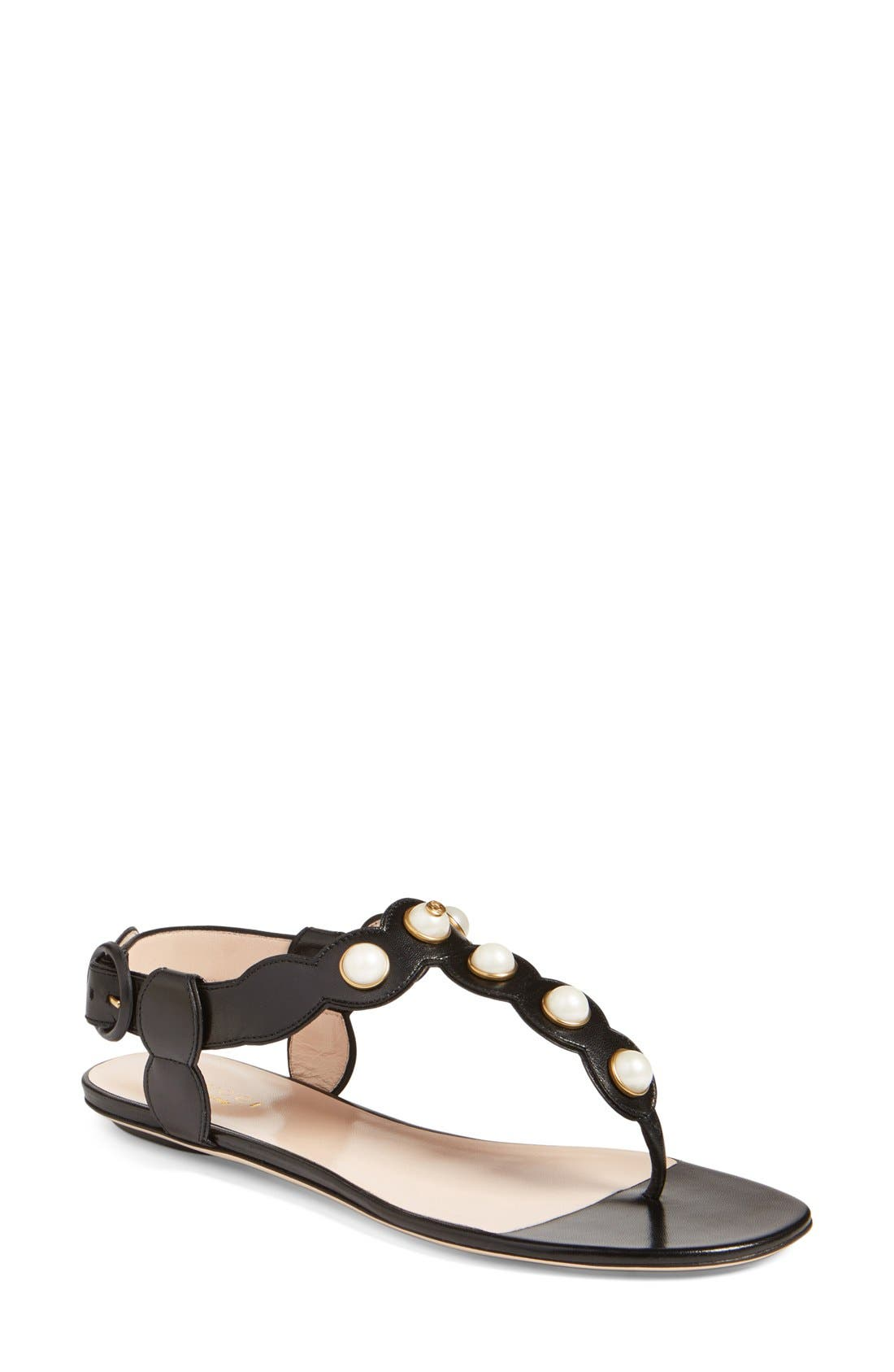 GUCCI 'Willow' Thong Sandal