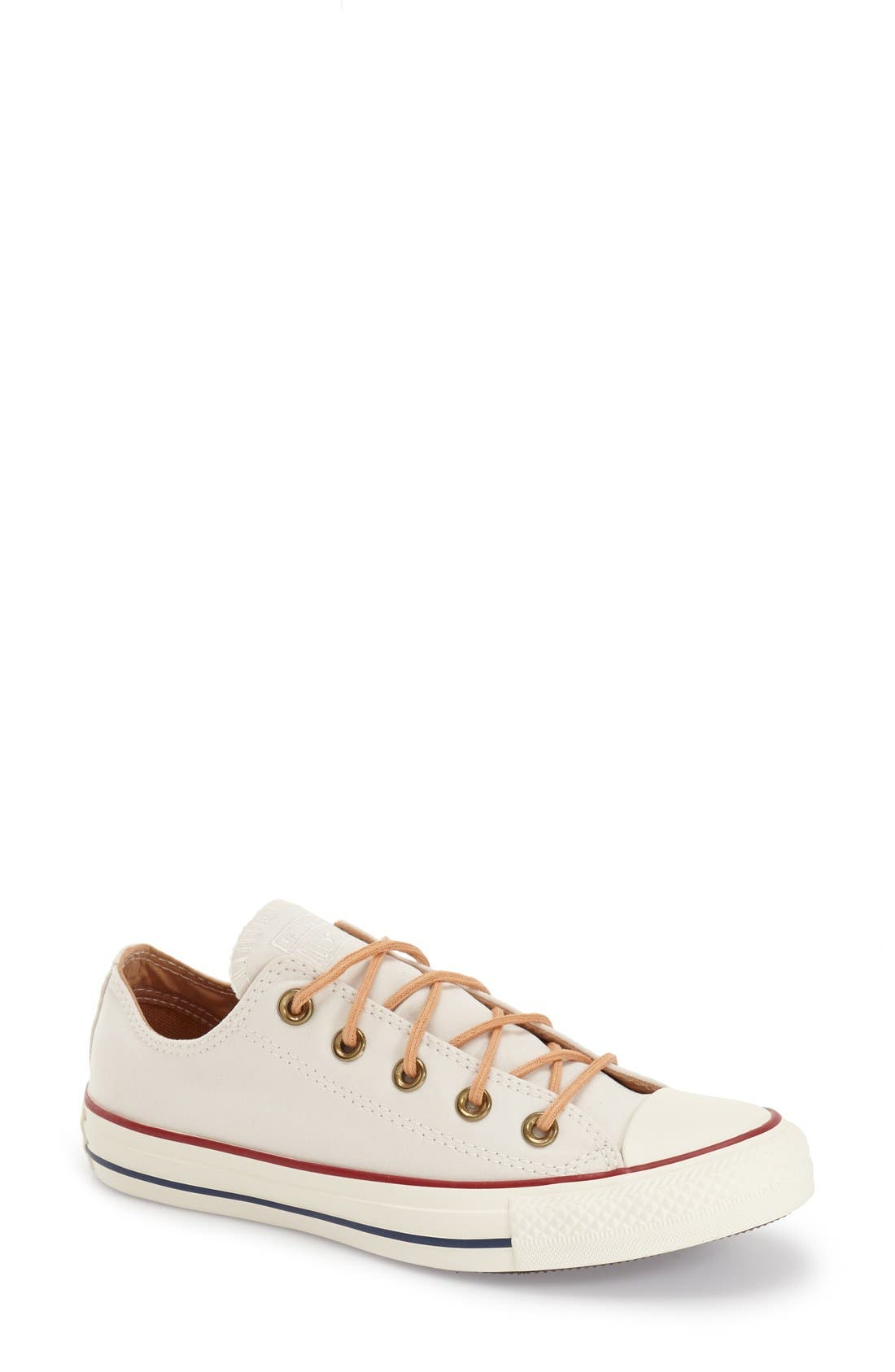 Alternate Image 1 Selected - Converse Chuck Taylor® All Star® 'Peached - Ox' Low Top Sneaker (Women)