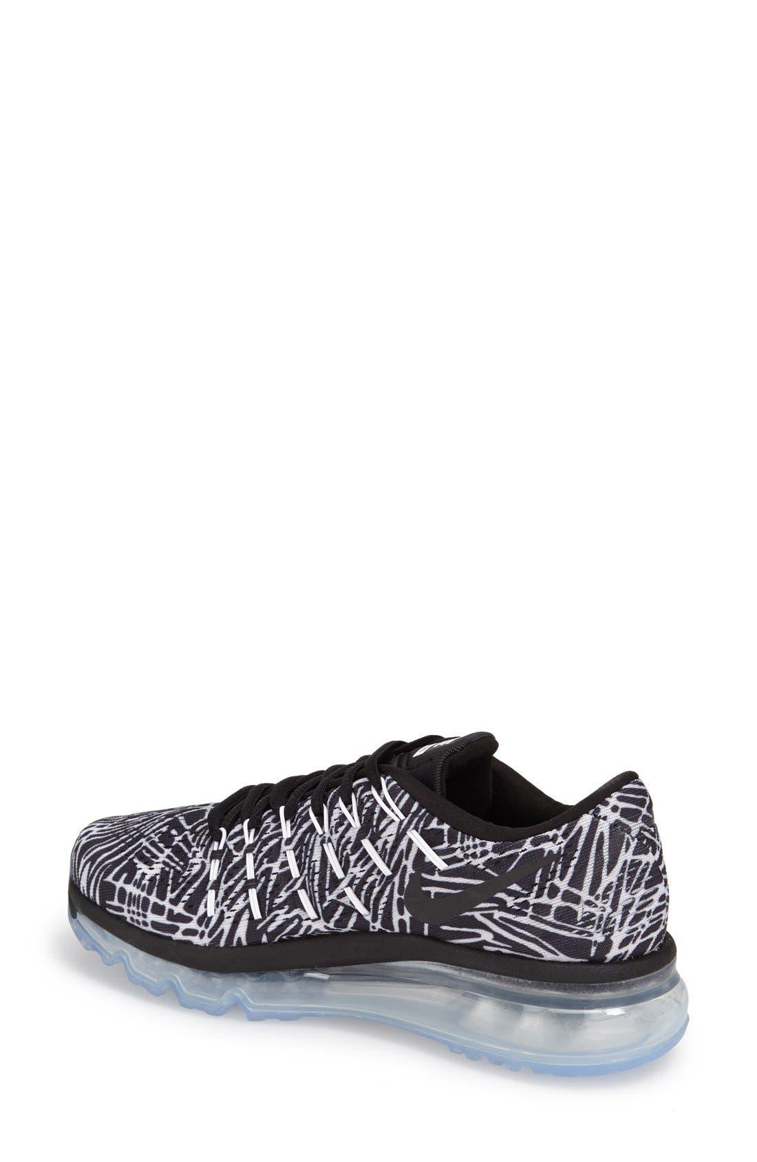 Alternate Image 2  - Nike 'Air Max 2016' Running Shoe (Women)
