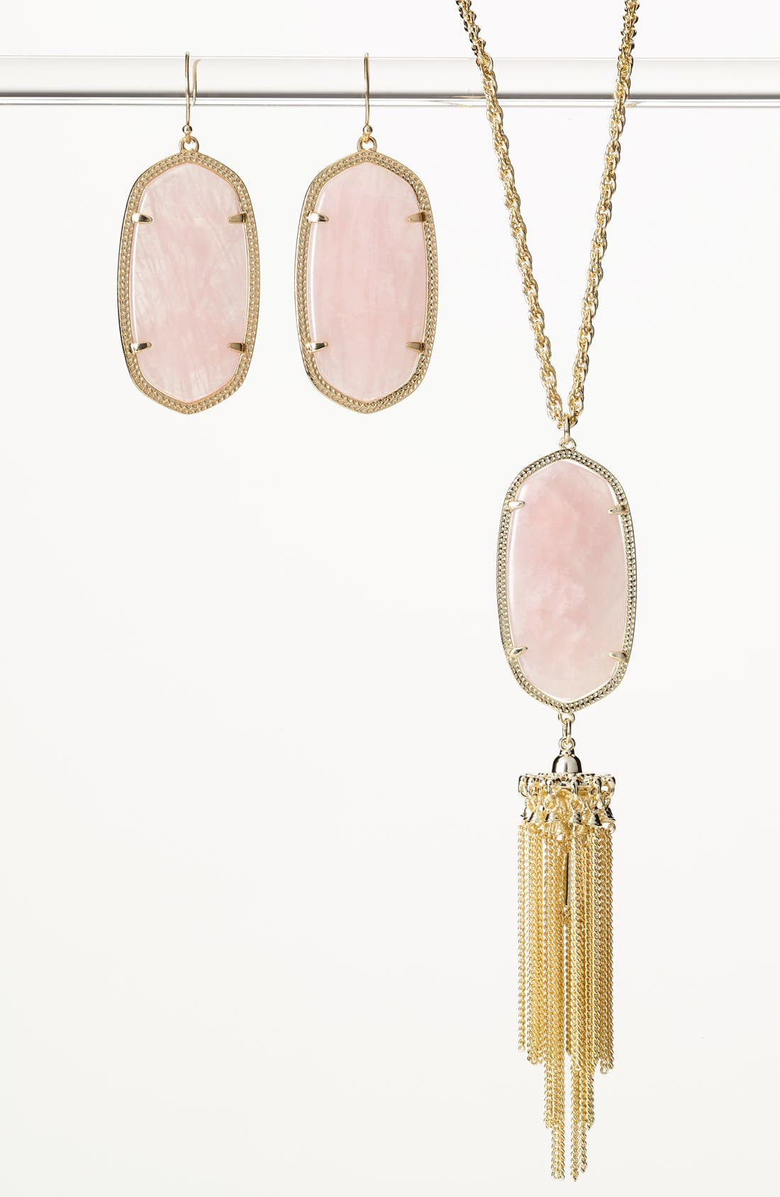 Alternate Image 6  - Kendra Scott Rayne Stone Tassel Pendant Necklace