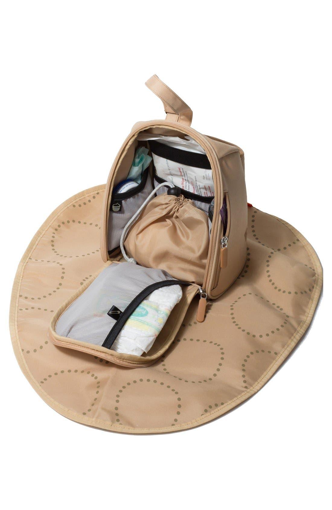 Alternate Image 4  - PacaPod 'Firenze' Leather Diaper Bag