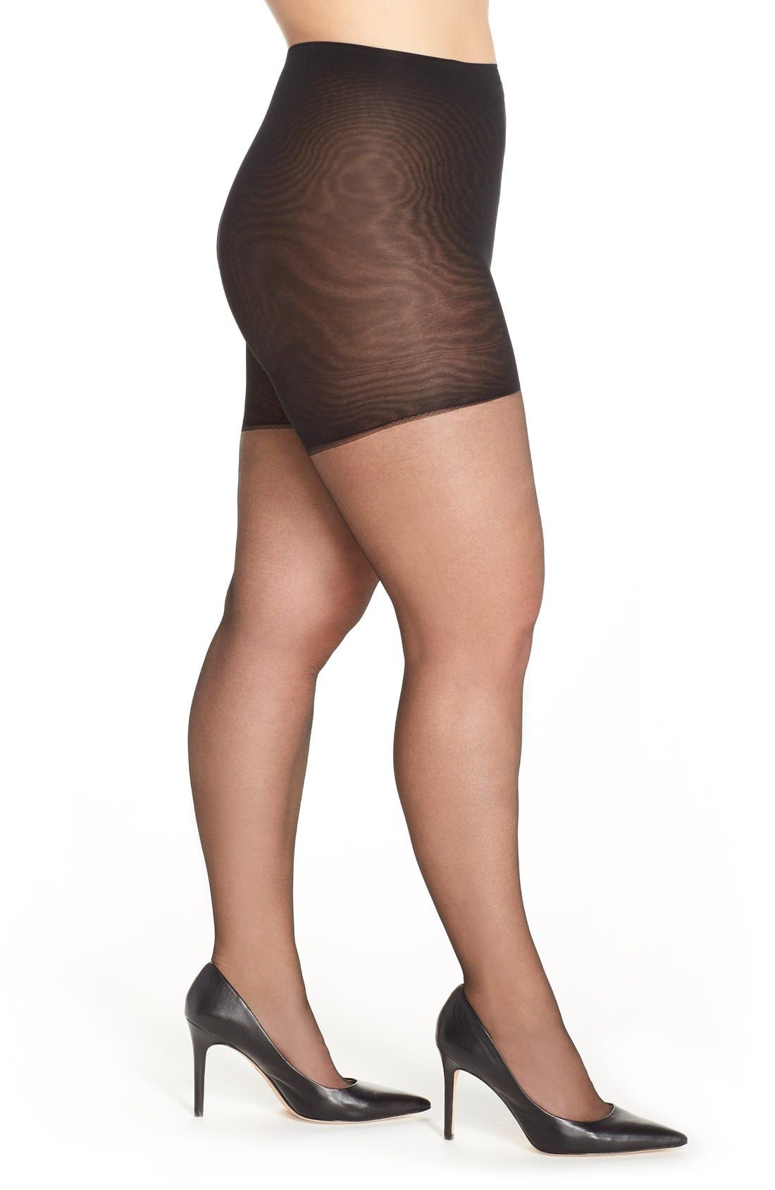 Berkshire Control Top Pantyhose (Plus Size)
