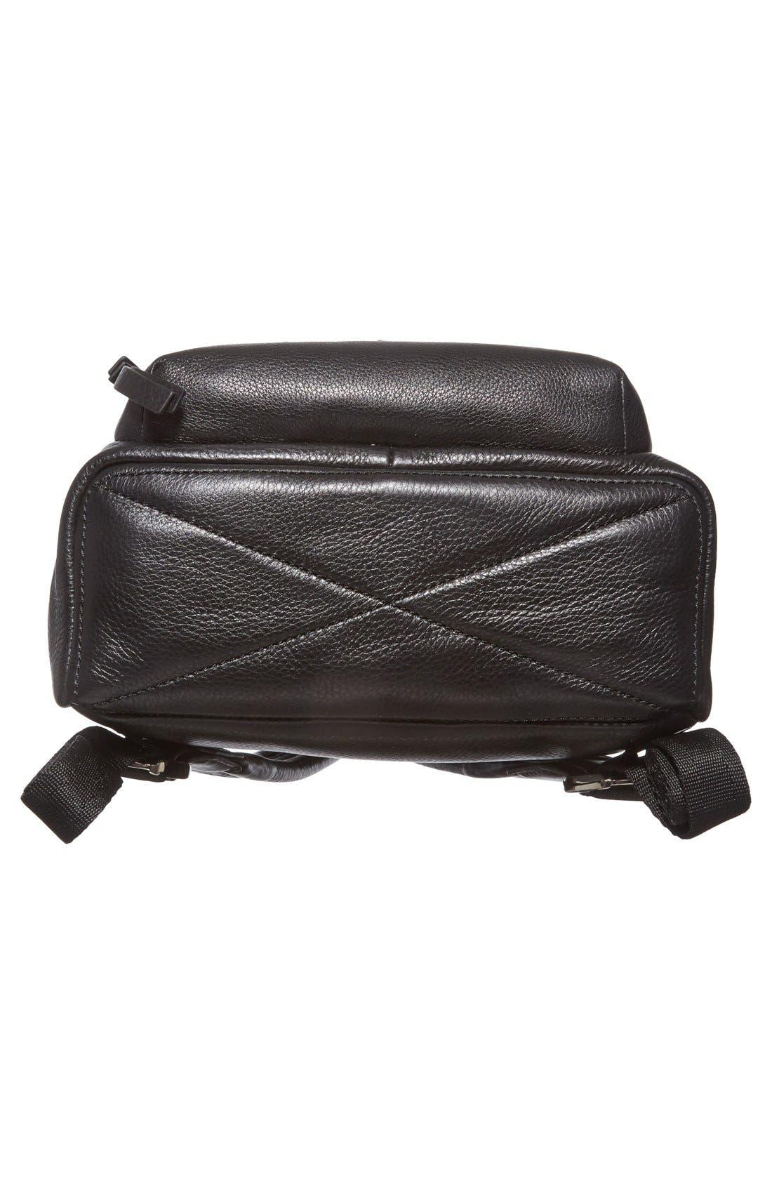 Alternate Image 6  - MARC JACOBS 'Biker' Leather Backpack