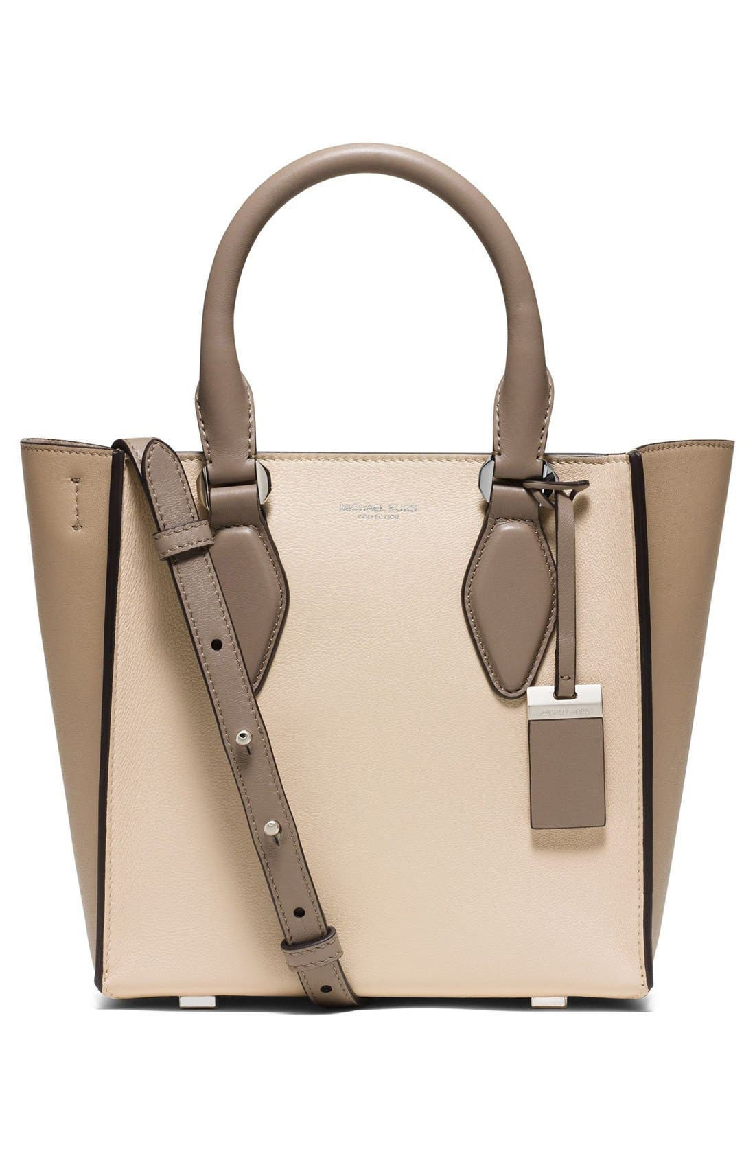 Alternate Image 3  - Michael Kors 'Small Gracie' Leather Tote