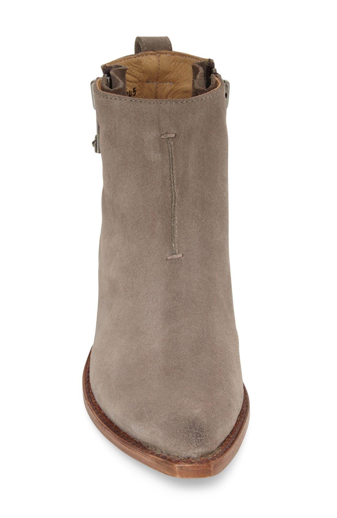 Alternate Image 3  - Frye 'Sacha' Washed Leather Ankle Boot (Women)