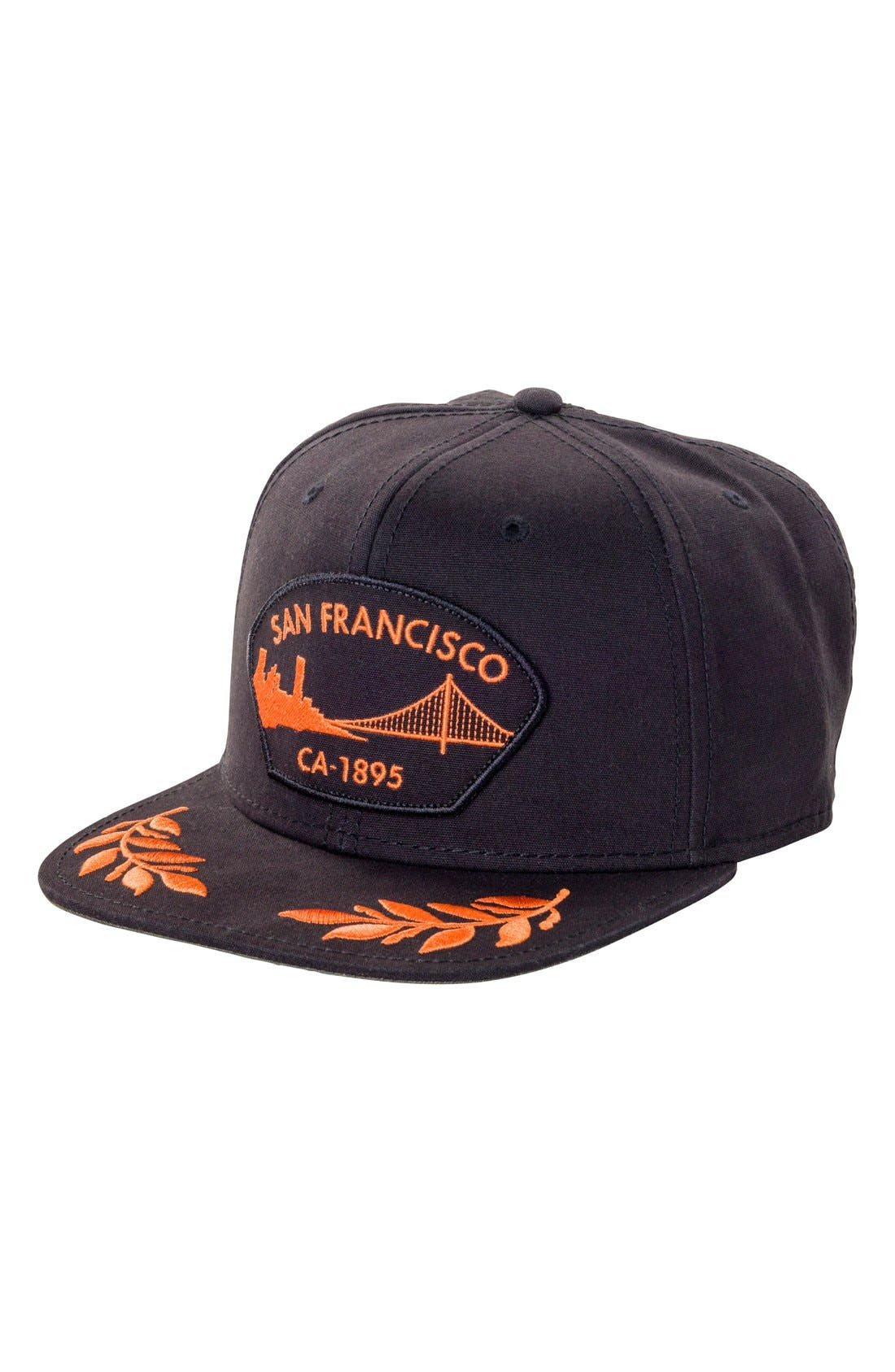 GOORIN BROTHERS 'San Francisco' Baseball Cap