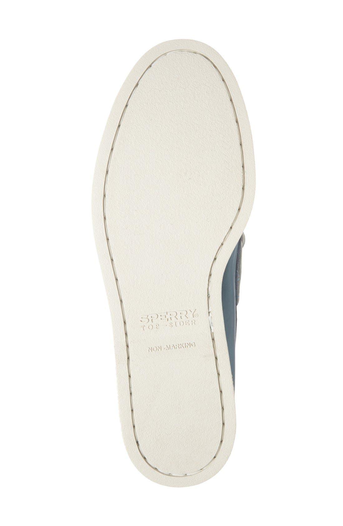 Alternate Image 4  - Sperry 'Authentic Original' Boat Shoe (Men)