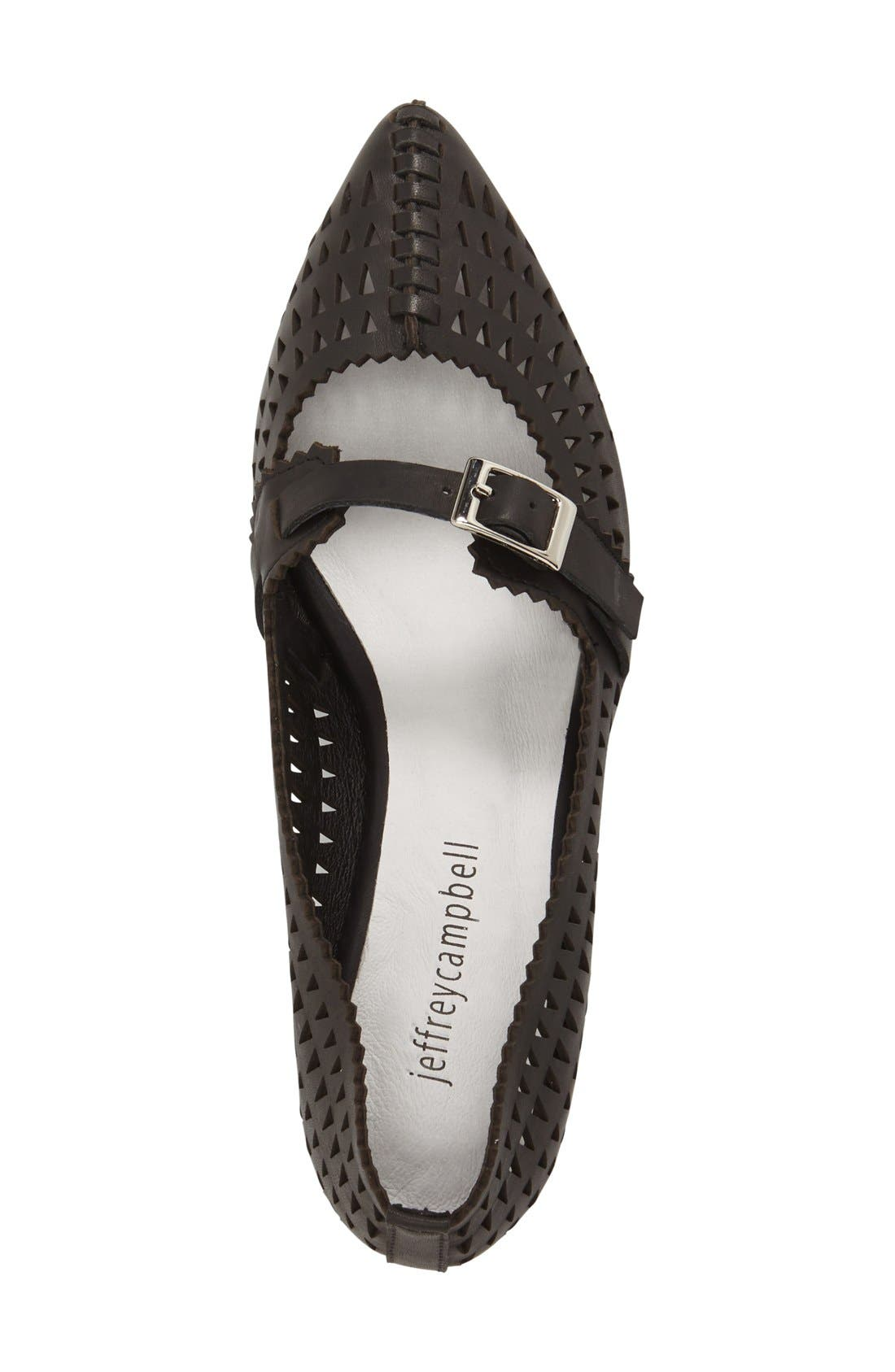 Alternate Image 3  - Jeffrey Campbell 'Padme' Mary Jane Flat (Women)