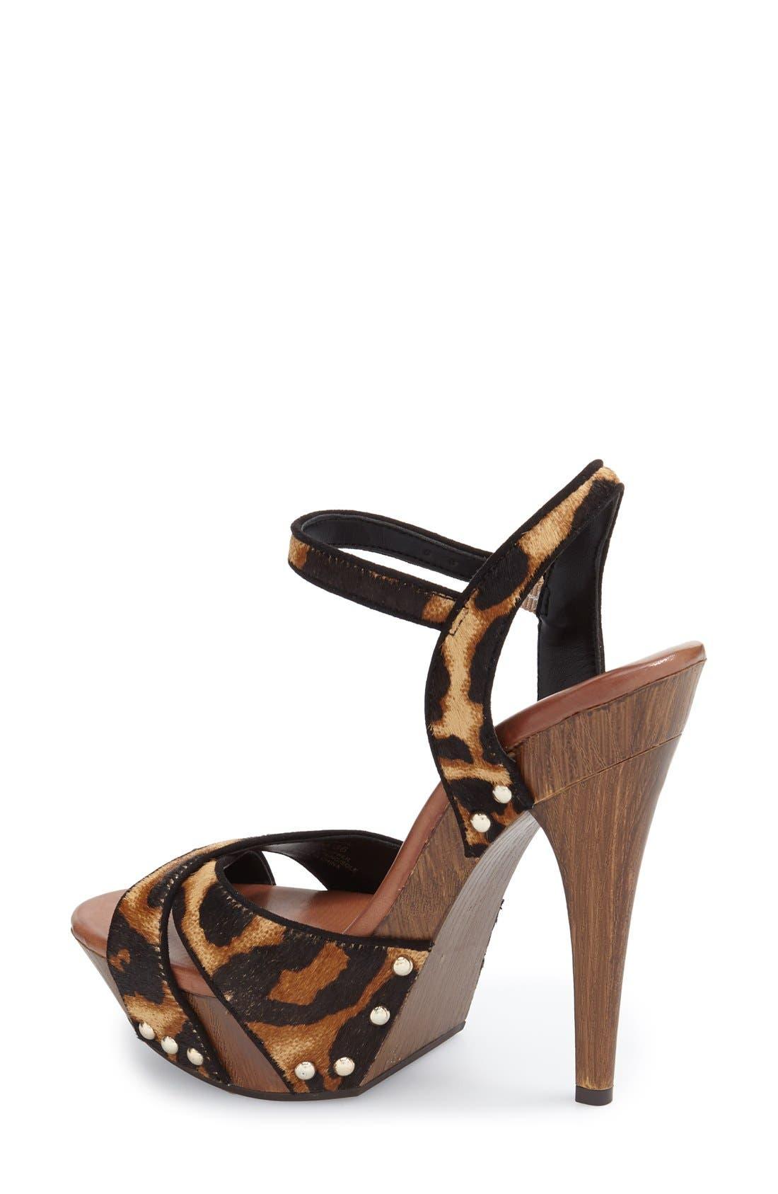 Alternate Image 2  - Jessica Simpson 'Faraday' Platform Sandal (Women)