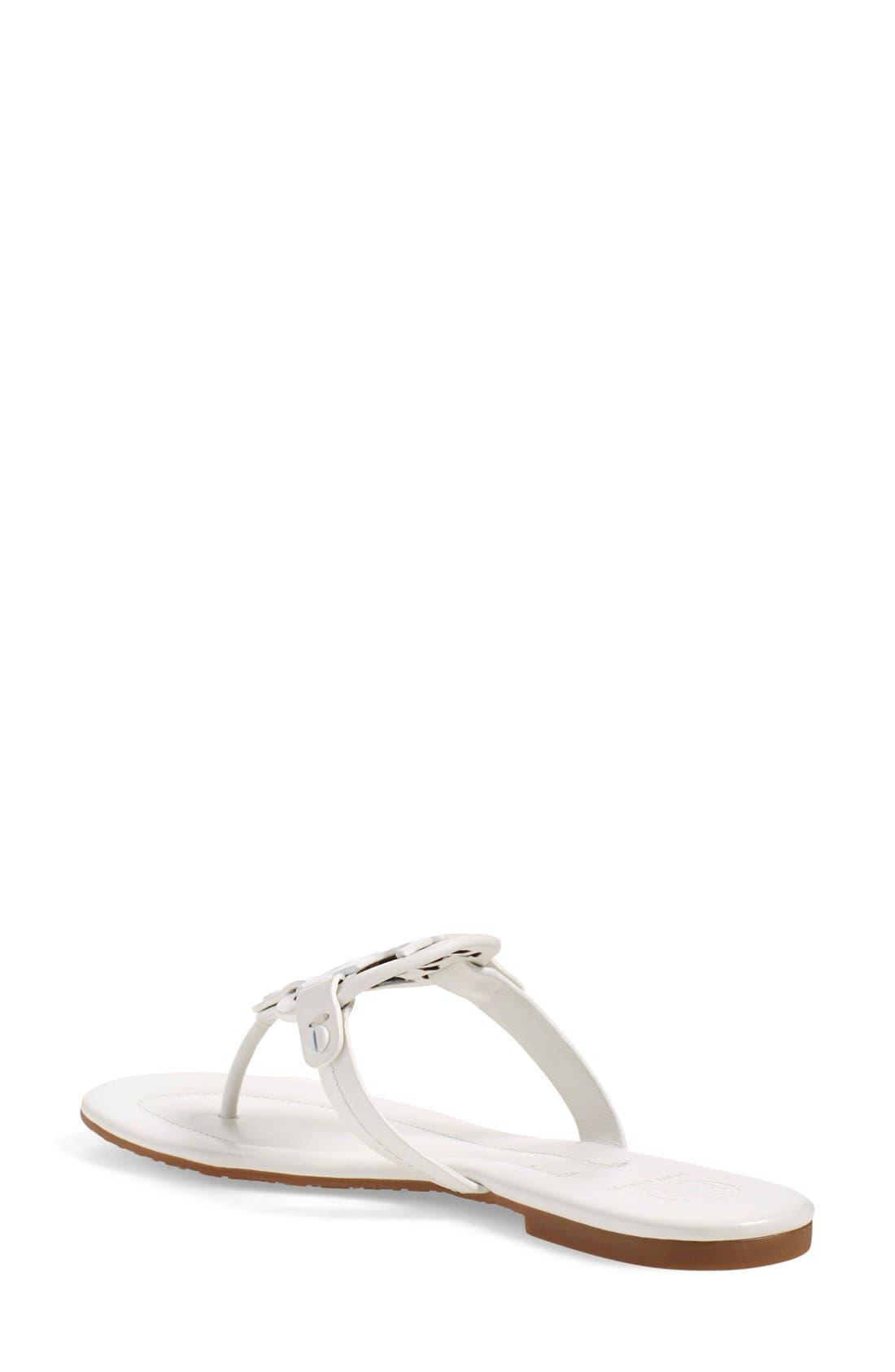 Alternate Image 2  - Tory Burch 'Miller 2' Logo Sandal (Women)