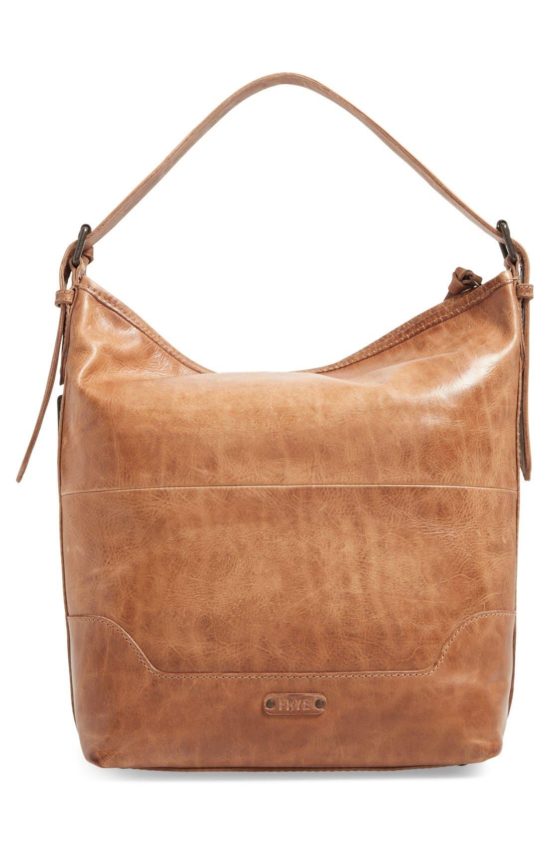 Alternate Image 3  - Frye 'Melissa' Washed Leather Bucket Bag