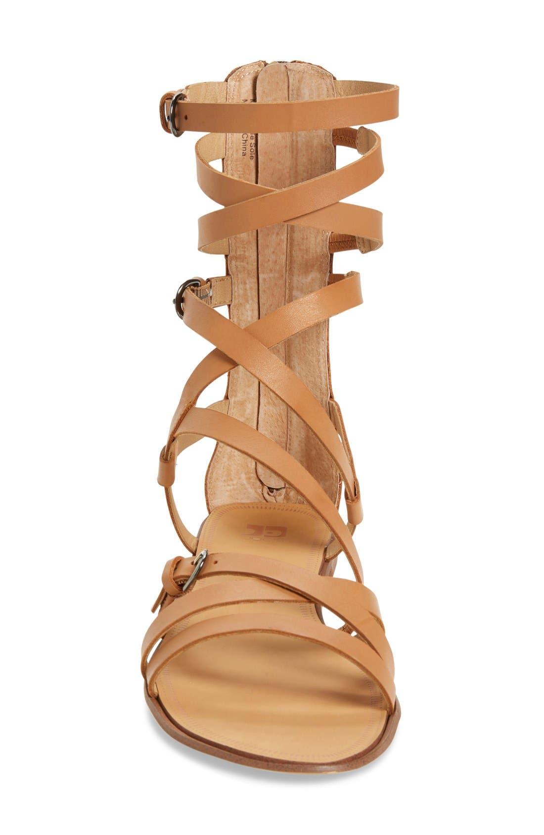 Alternate Image 3  - Joe's 'Teddy' Gladiator Sandal (Women)