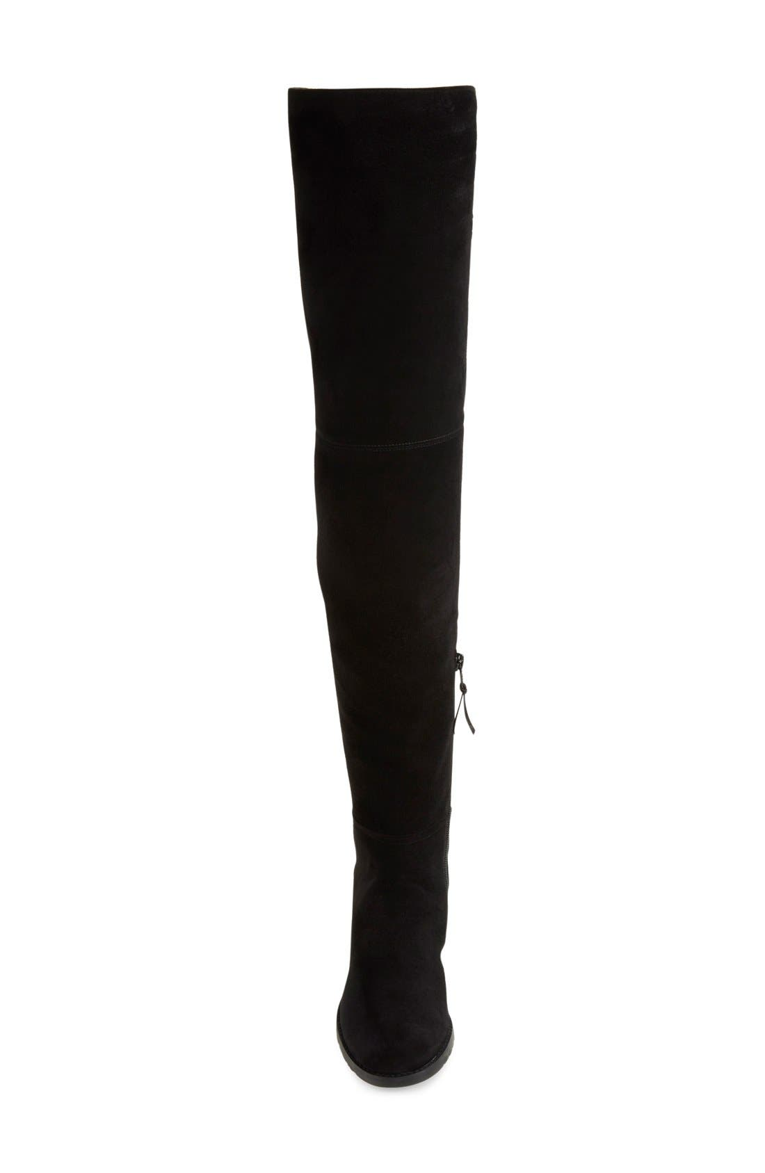 Alternate Image 3  - Stuart Weitzman 'Hilo' Thigh High Boot (Women) (Nordstrom Exclusive)