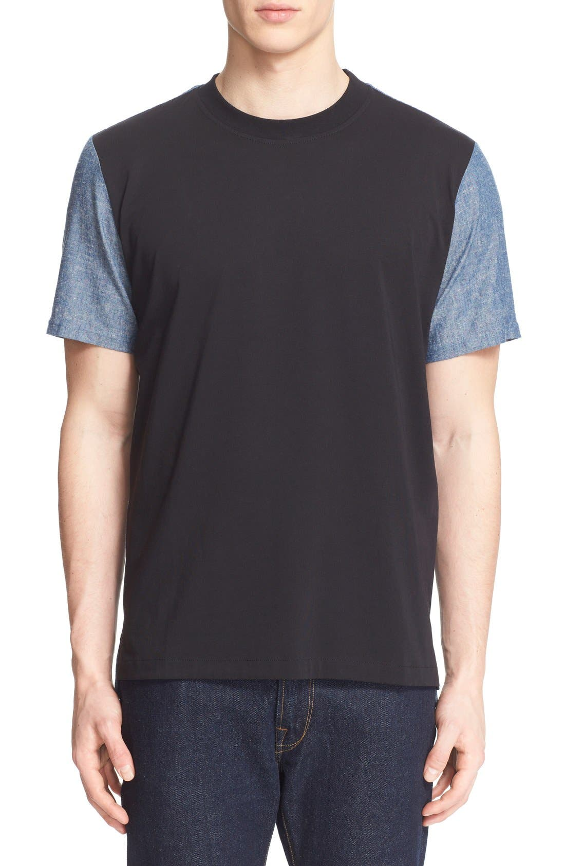 PS PAUL SMITH Colorblock T-Shirt