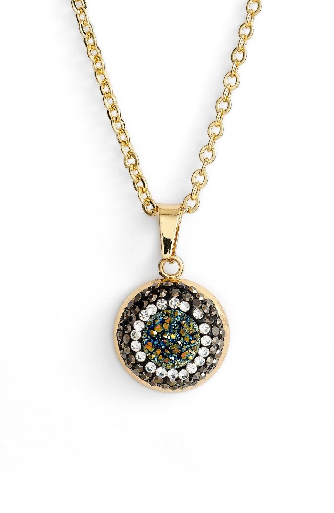 Elise M. 'Aria' Pendant Necklace