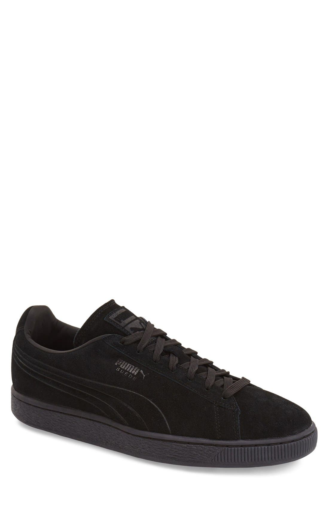 Alternate Image 1 Selected - PUMA 'Suede Iced' Sneaker (Men)