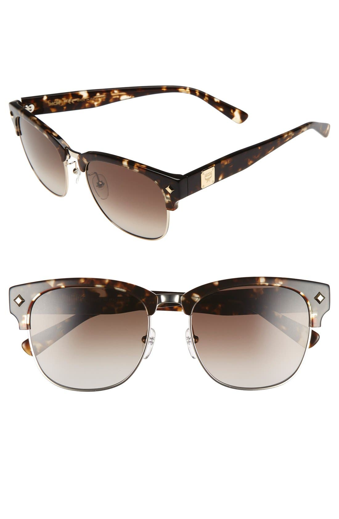 MCM 55mm Retro Sunglasses