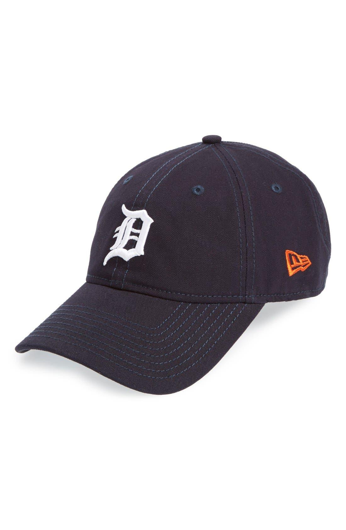 Main Image - New Era Cap 'Core Shore - Detroit Tigers' Baseball Cap