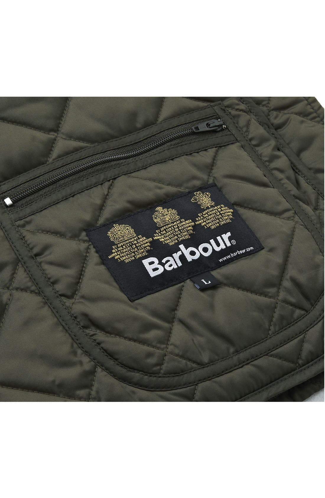 Alternate Image 3  - Barbour 'Tinford' Regular Fit Quilted Jacket