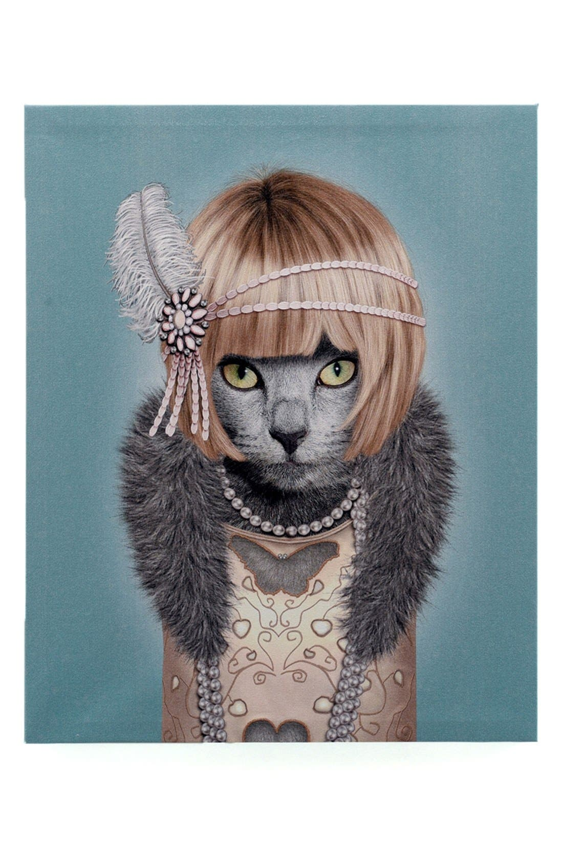 EMPIRE ART DIRECT 'Pets Rock™ - Daisy' Giclée
