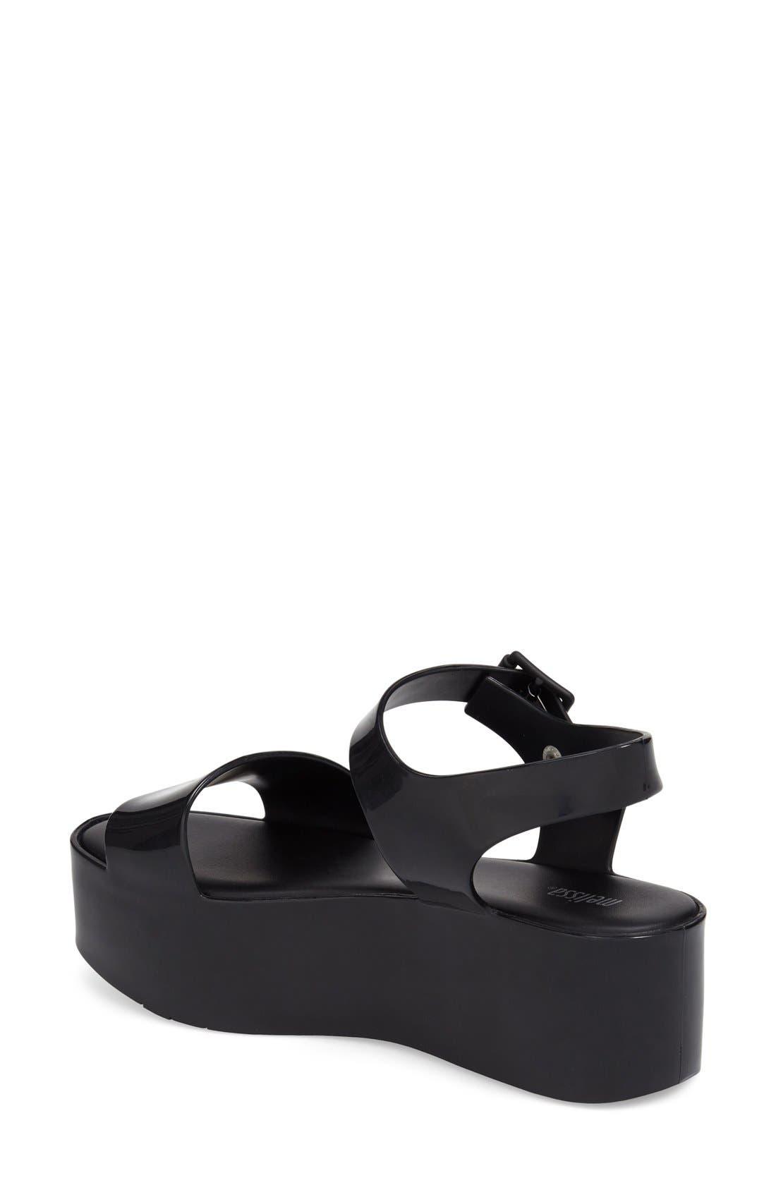 Alternate Image 2  - Melissa 'Mar' Platform Sandal (Women)
