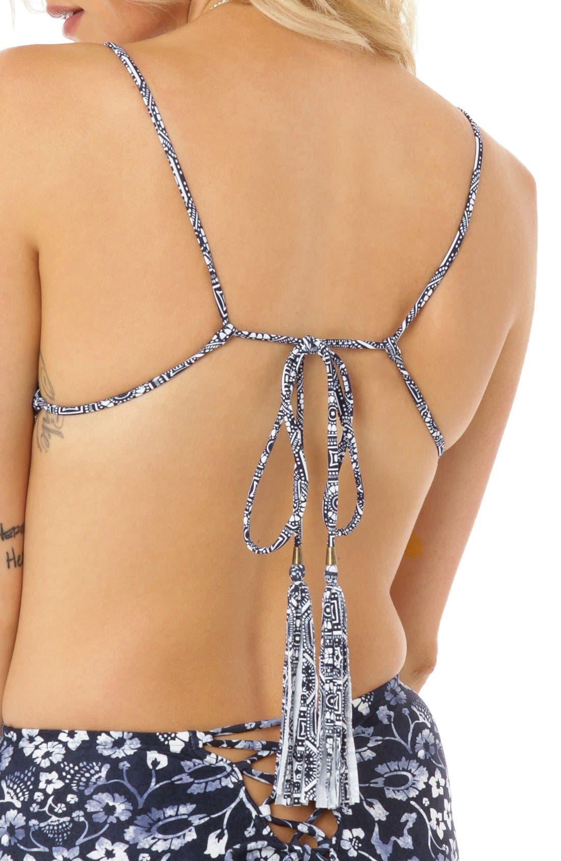 Alternate Image 2  - O'Neill 'Retro Americana' Triangle Bikini Top