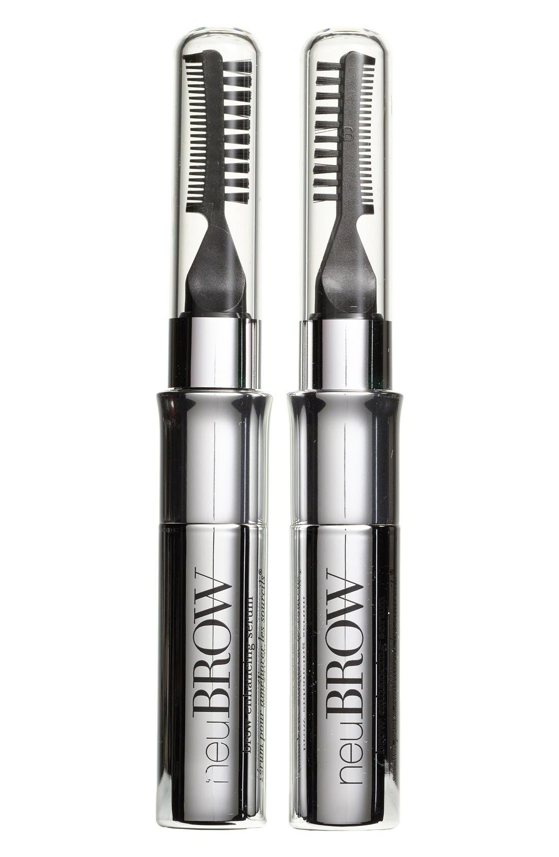 neuLASH® neuBROW® Brow Enhancing Serum Duo ($200 Value)