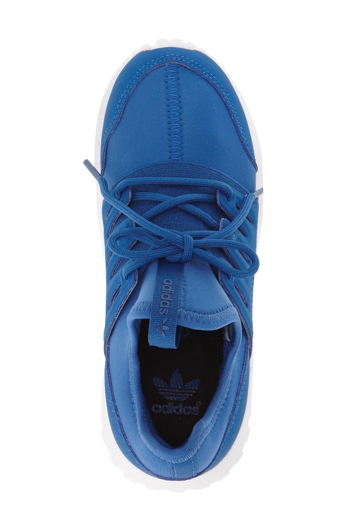 Alternate Image 3  - adidas 'Tubular Radial K' Sneaker (Toddler, Little Kid & Big Kid)