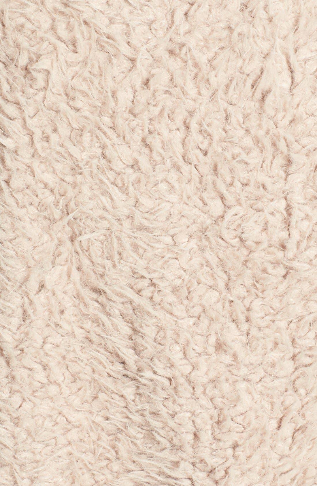 Alternate Image 5  - Betsey Johnson Faux Fur Jacket