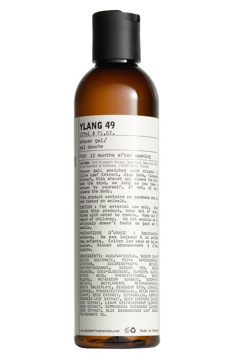 르 라보 '일랑 49' 샤워젤 (237ml) Le Labo Ylang 49 Shower Gel