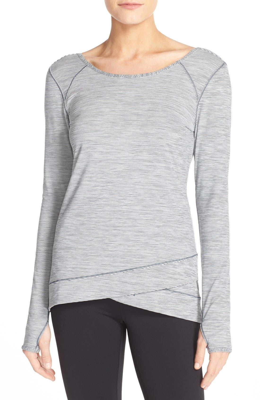 Main Image - Zella 'Layer Me' Pullover