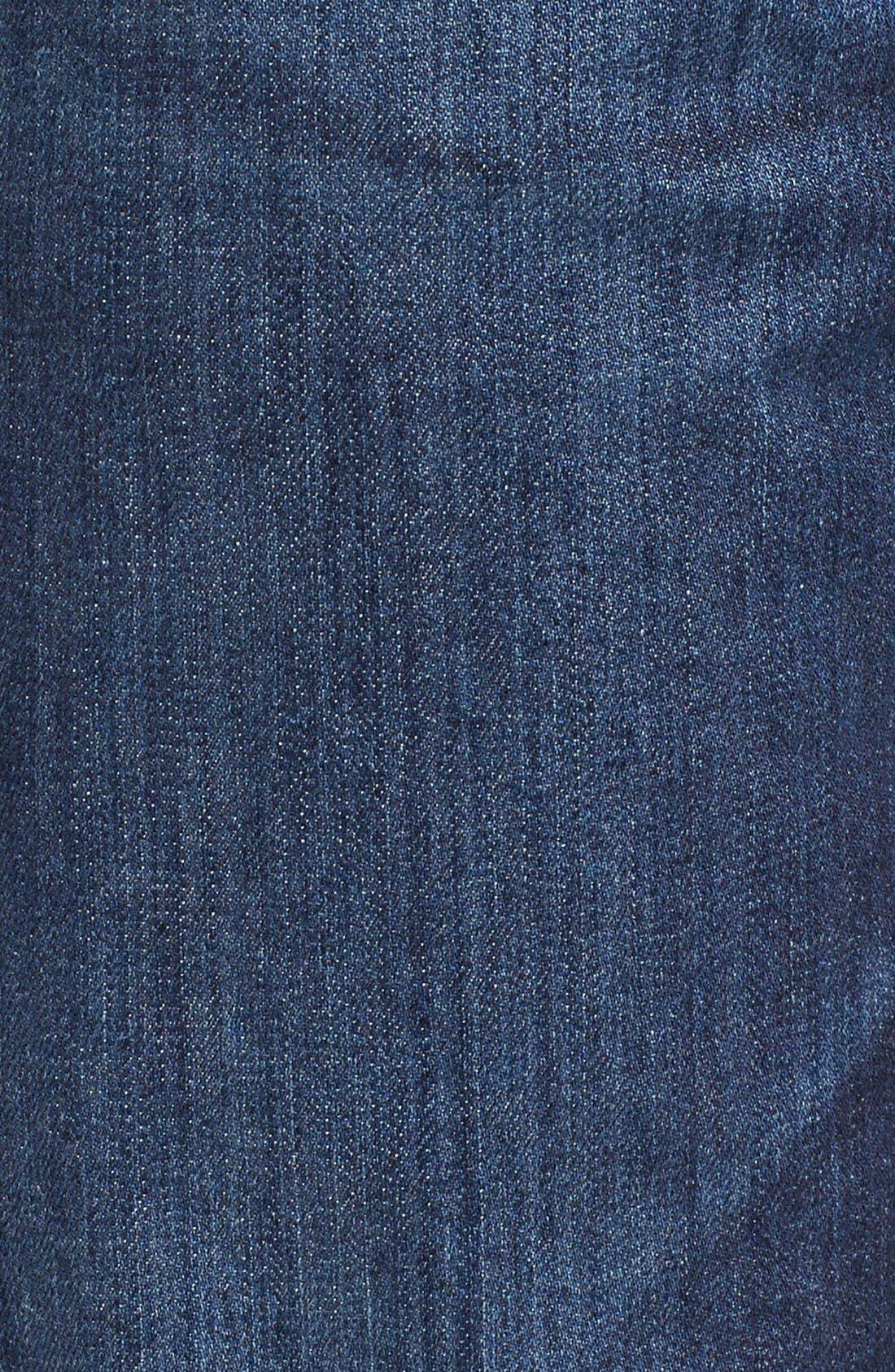 Alternate Image 5  - AG 'Protégé' Straight Leg Jeans (Kingswell)