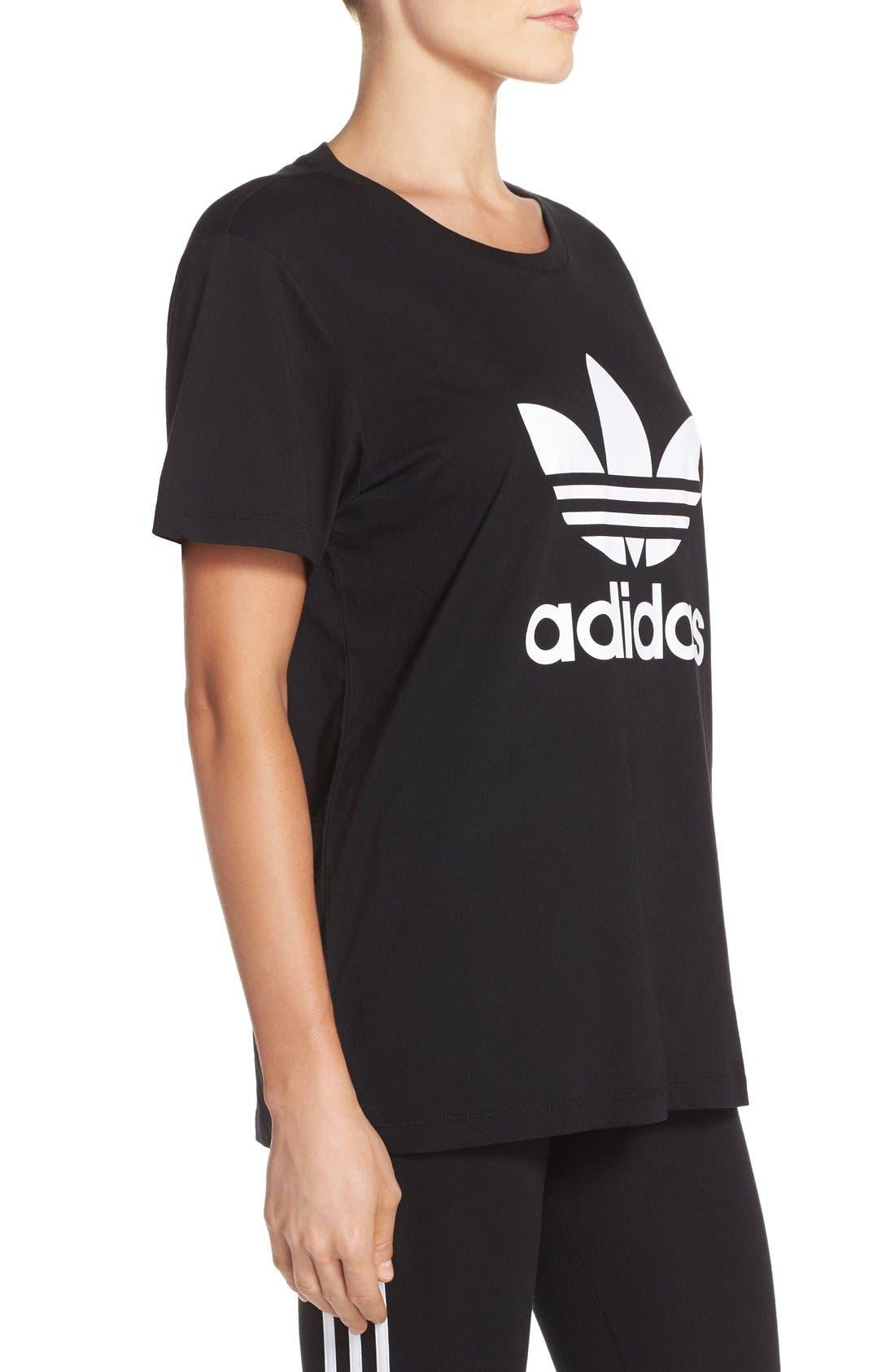 Alternate Image 3  - adidas Originals Boyfriend Tee