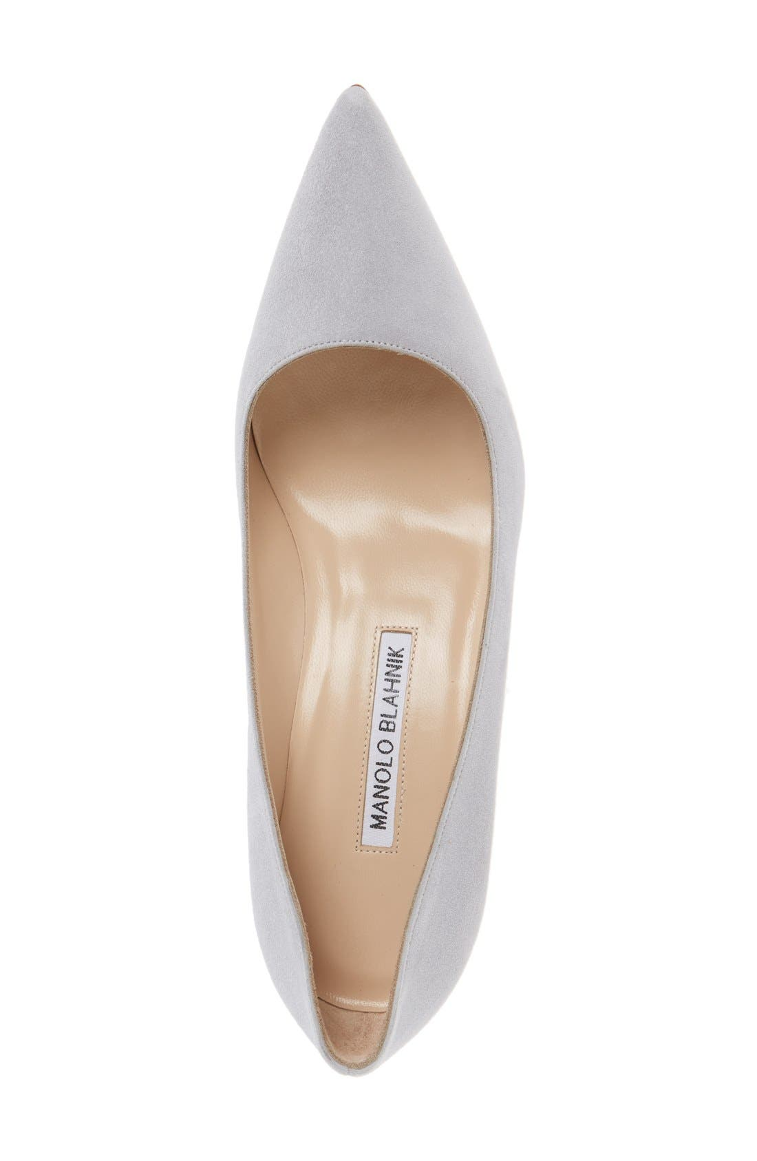 Alternate Image 3  - Manolo Blahnik 'BB' Pump (Women)
