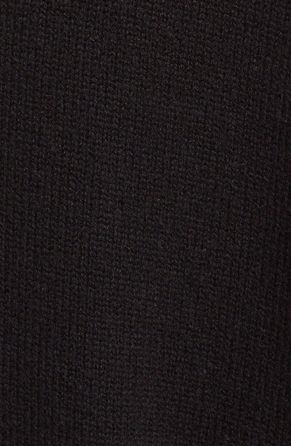 Alternate Image 3  - Dolce&Gabbana Turtleneck Cashmere Sweater