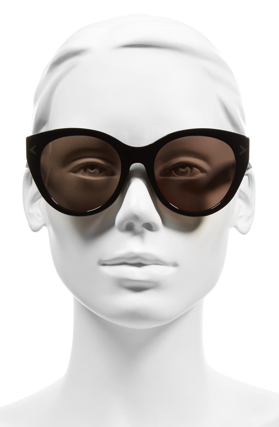 Alternate Image 2  - Givenchy 54mm Round Sunglasses