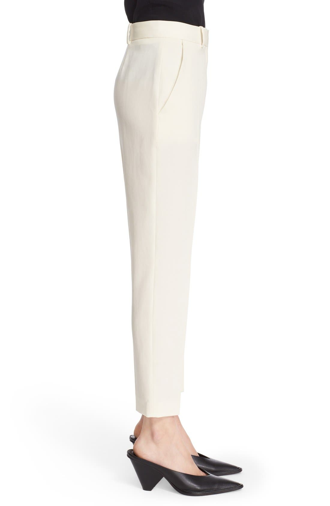 Alternate Image 5  - Stella McCartney 'Octavia' Crop Wool Trousers