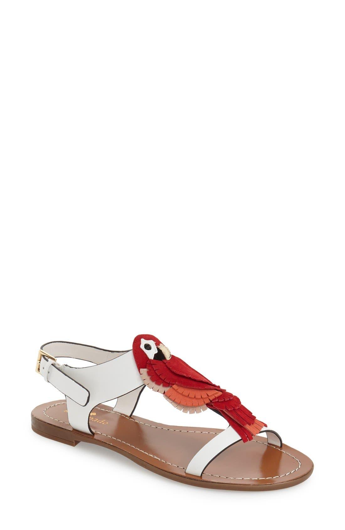 Alternate Image 1 Selected - kate spade new york 'charlie' sandal (Women)